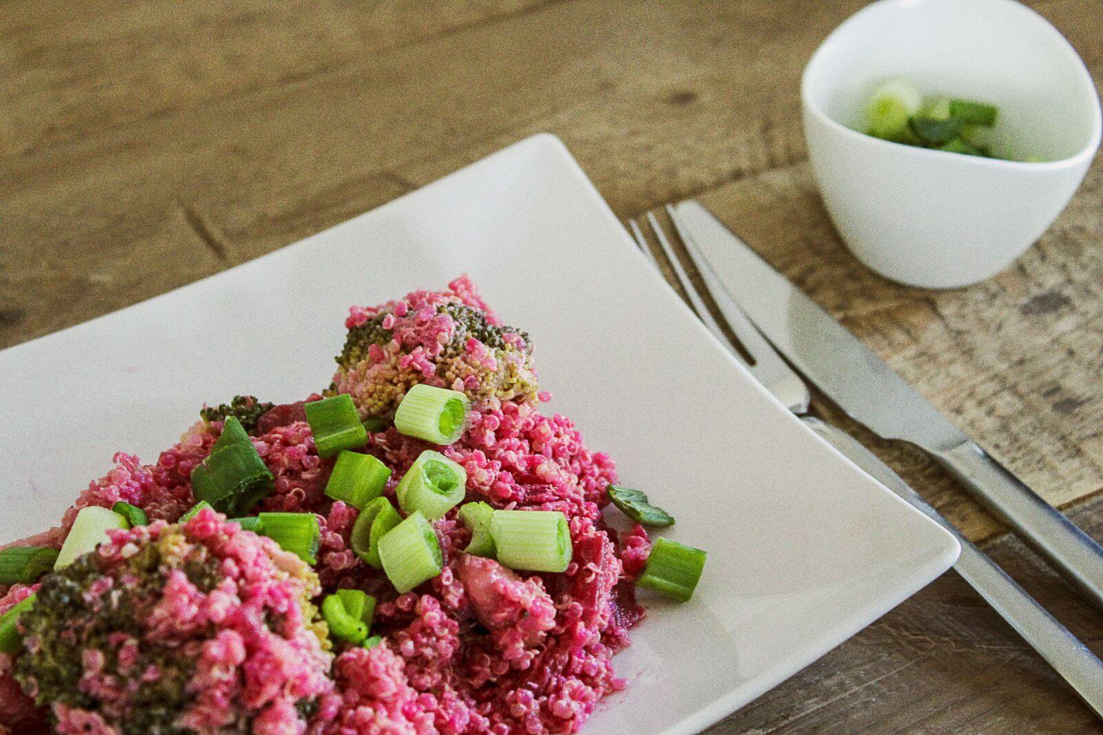 Quinoa Rote Beete Salat