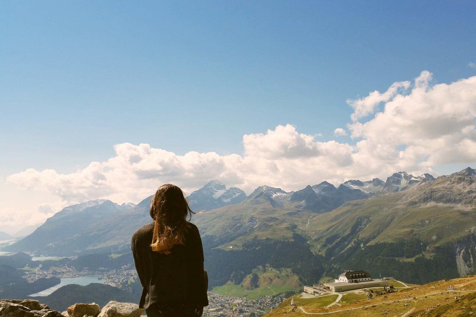 Achtsamkeit beim Reisen