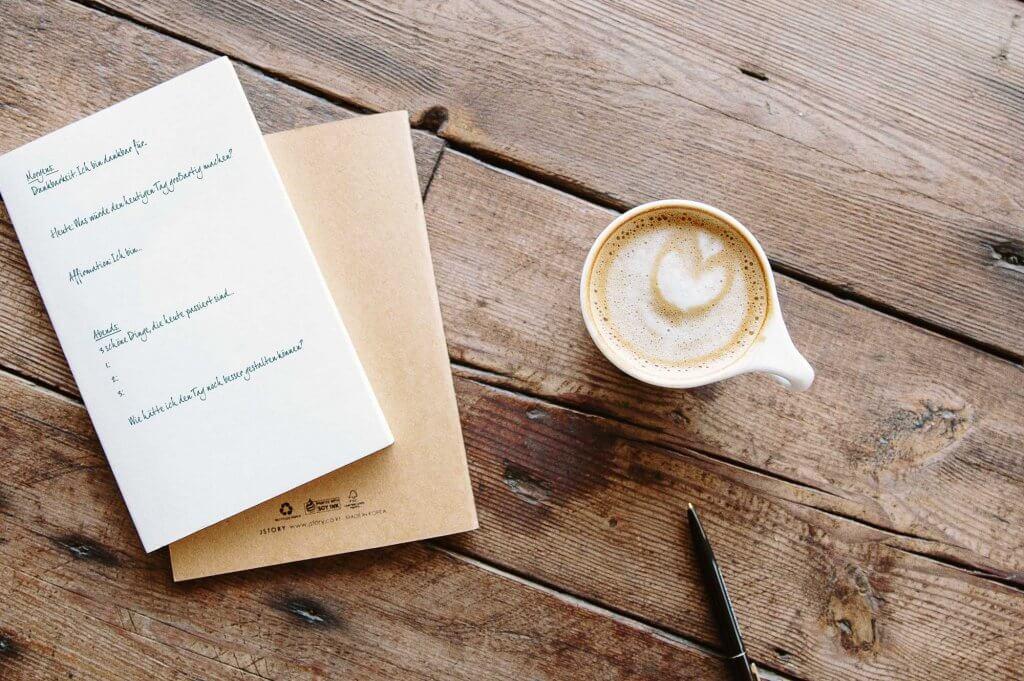 Das 5-Minuten-Journal