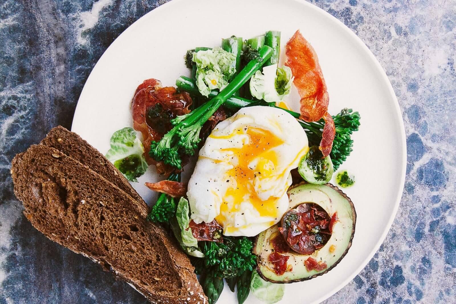 Frühstück für Genießer
